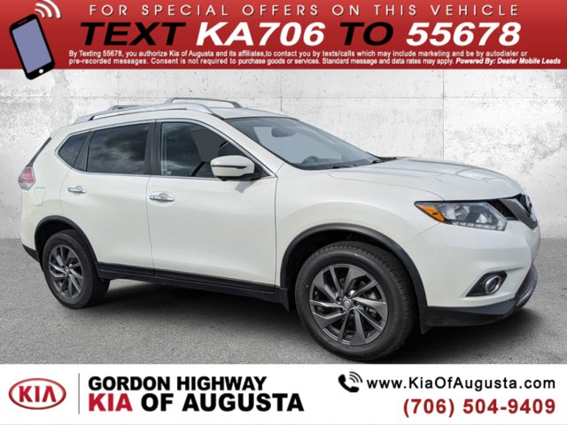 Used 2016 Nissan Rogue in Augusta, GA