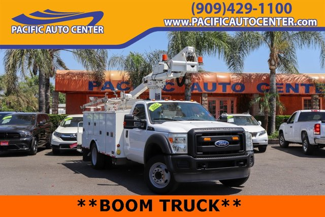2011 Ford F-550SD XL