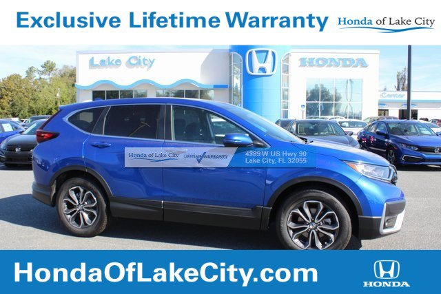 New 2020 Honda CR-V in Lake City, FL