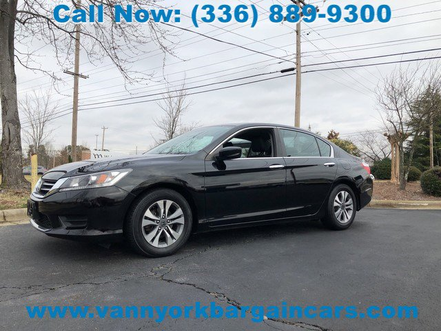 Used 2014 Honda Accord Sedan in High Point, NC