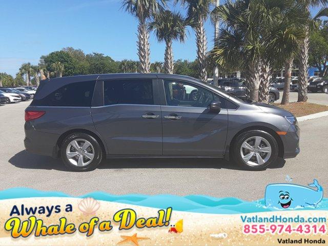 New 2020 Honda Odyssey in Vero Beach, FL