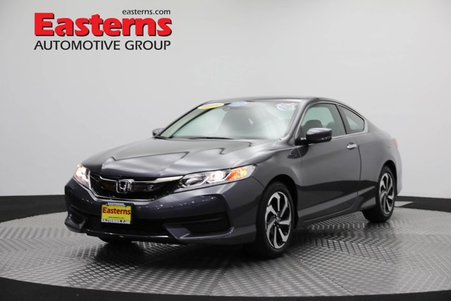 2017 Honda Accord Coupe LX-S Honda Sensing 2dr Car