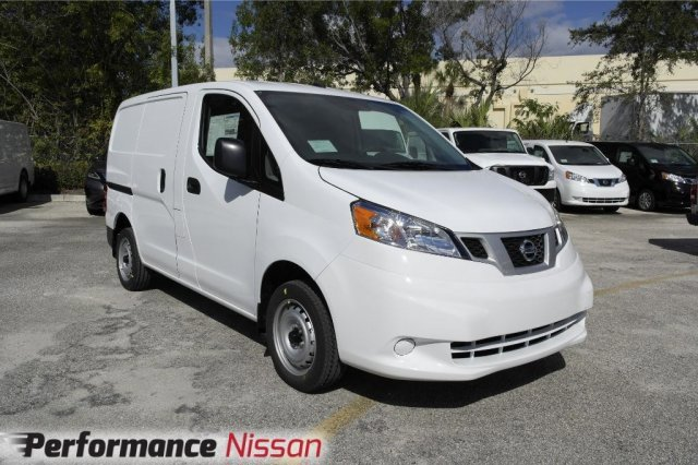 New 2020 Nissan NV200 in Pompano Beach, FL