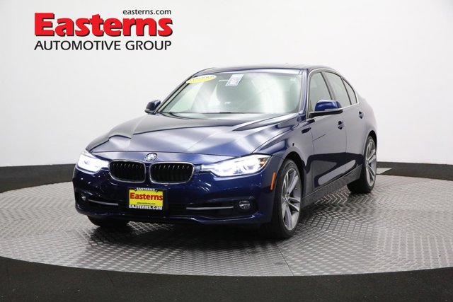 2016 BMW 3 Series 340i xDrive Technology 4dr Car