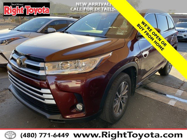 2017 Toyota Highlander XLE XLE V6 FWD Regular Unleaded V-6 3.5 L/211 [3]