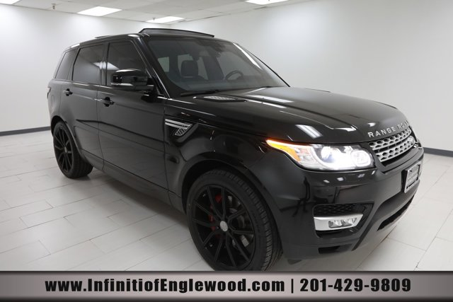 2016 Land Rover Range Rover Sport 5.0L V8 Supercharged  Intercooled Supercharger Premium Unleaded V-8 5.0 L/305 [11]