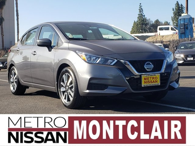 2021 Nissan Versa SV SV CVT Regular Unleaded I-4 1.6 L/98 [12]