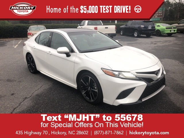 Used 2018 Toyota Camry in Hickory, NC