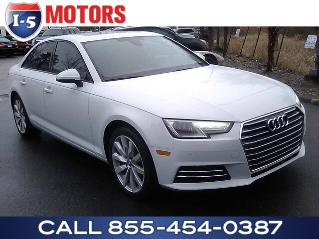 Used 2017 Audi A4 in Fife, WA