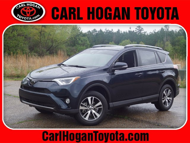 Used 2017 Toyota RAV4 in Columbus, MS