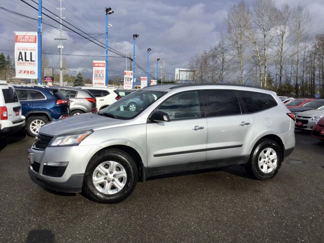 Used 2014 Chevrolet Traverse FWD 4dr LS