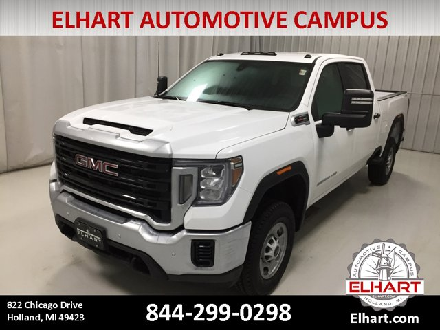 New 2020 GMC Sierra 2500HD in Holland, MI