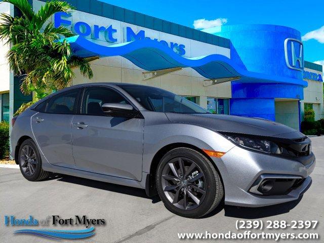 New 2020 Honda Civic Sedan in Fort Myers, FL