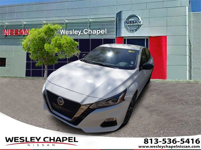 Used 2019 Nissan Altima in Wesley Chapel, FL