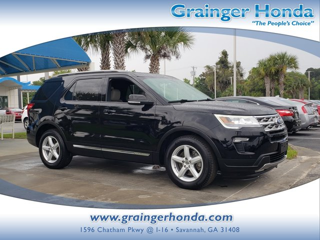 Used 2018 Ford Explorer in Savannah, GA