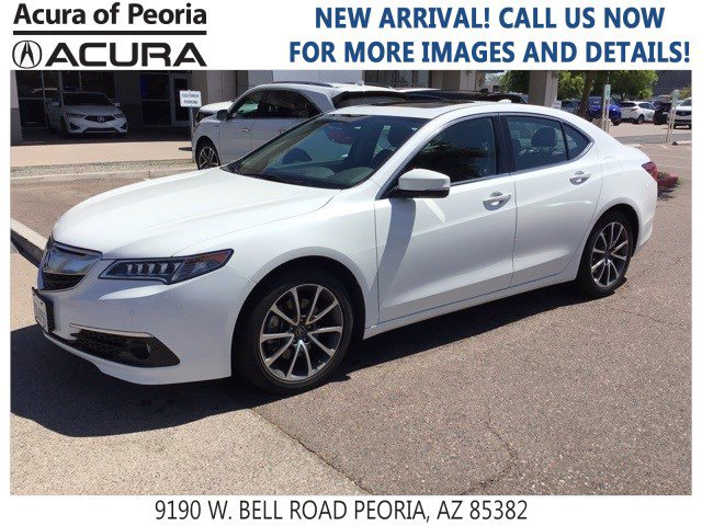 Used 2017 Acura TLX in , AZ
