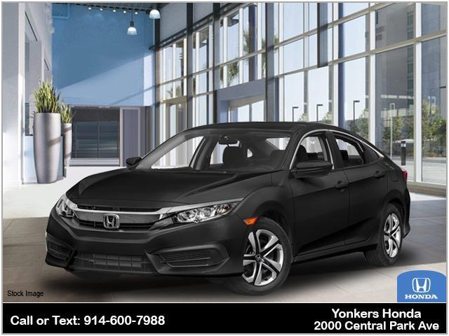 New 2017 Honda Civic Sedan in Yonkers, NY