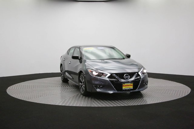 2017 Nissan Maxima for sale 124639 46