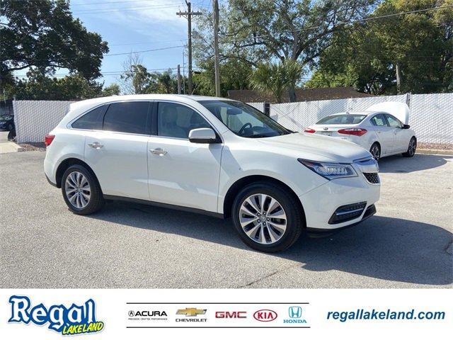 Used 2014 Acura MDX in Lakeland, FL