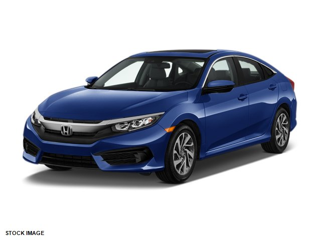 New 2017 Honda Civic Sedan EX CVT