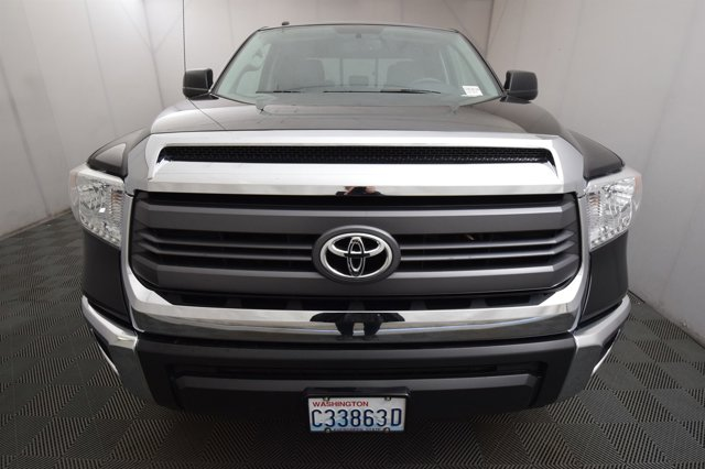 Used 2015 Toyota Tundra 4WD Truck Double Cab 5.7L V8 6-Spd AT SR5