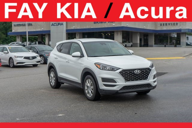 Used 2019 Hyundai Tucson in Fayetteville, NC