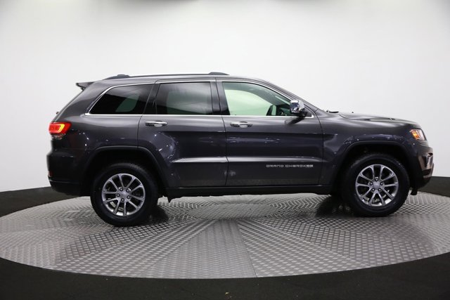 2016 Jeep Grand Cherokee for sale 124307 3