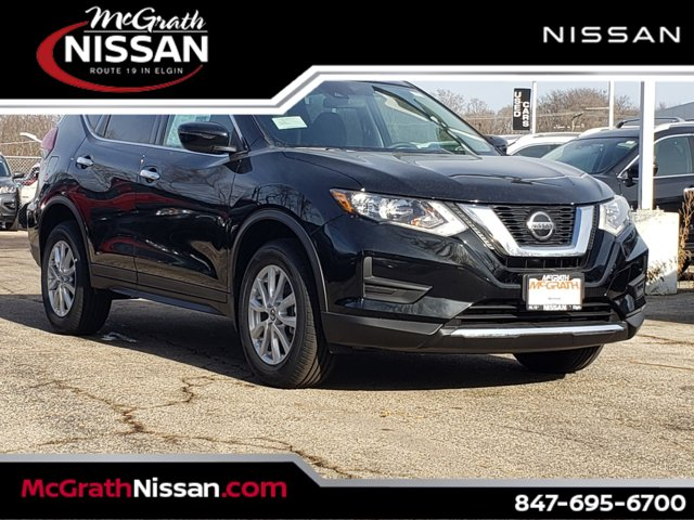 2020 Nissan Rogue S AWD S Regular Unleaded I-4 2.5 L/152 [19]