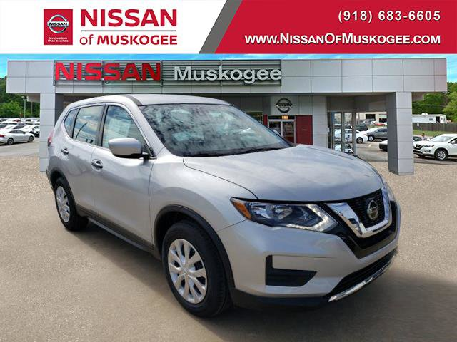 New 2020 Nissan Rogue in Muskogee, OK