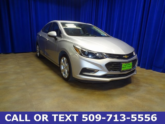 Used 2017 Chevrolet Cruze in Pasco, WA
