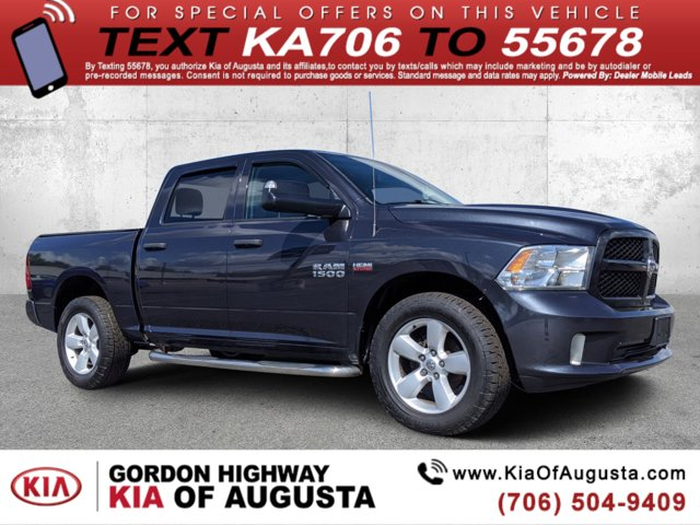 Used 2014 Ram 1500 in Augusta, GA