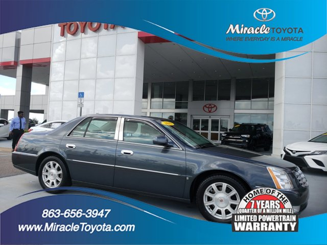 Used 2010 Cadillac DTS in Haines City, FL