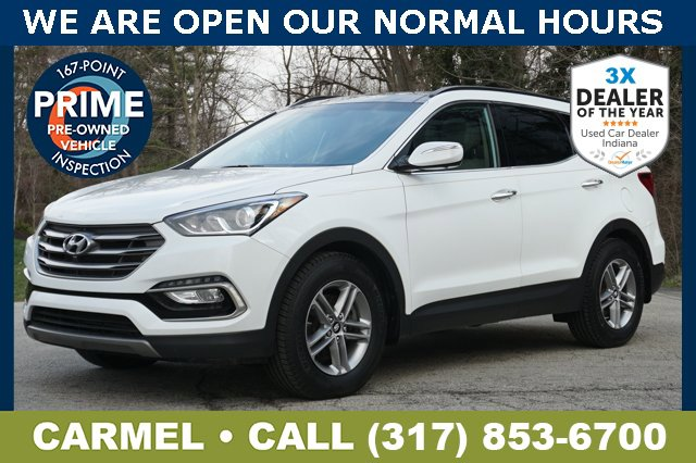 Used 2017 Hyundai Santa Fe Sport in Indianapolis, IN