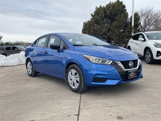 New 2020 Nissan Versa in Fort Collins, CO