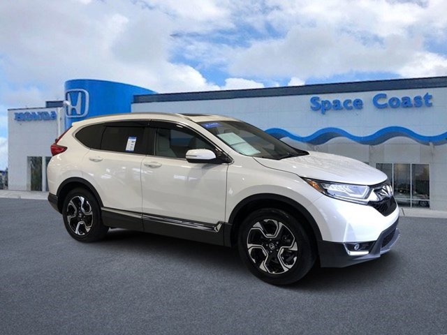 Used 2018 Honda CR-V in Cocoa, FL