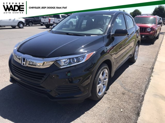 Used 2019 Honda HR-V LX