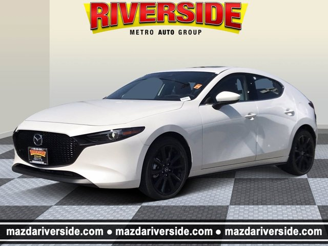 2021 Mazda 3 Hatchback 2.5 S w/Premium Package 2.5 S w/Premium Package Auto FWD Regular Unleaded I-4 2.5 L/152 [4]