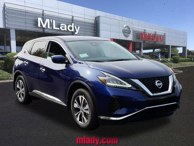 2020 Nissan Murano S FWD FWD S Regular Unleaded V-6 3.5 L/213 [7]