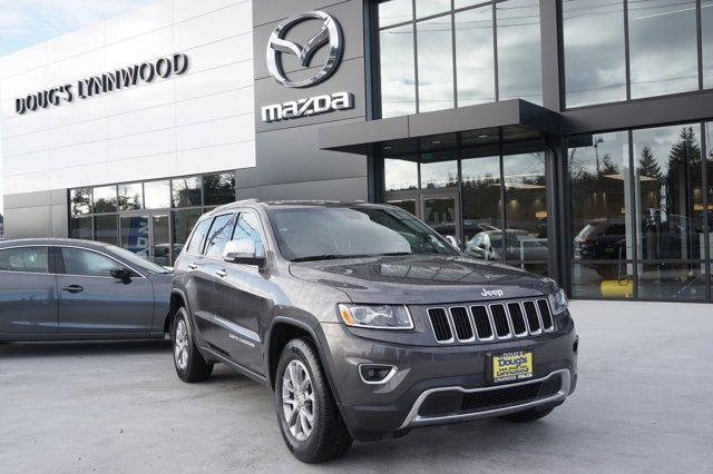 Used 2014 Jeep Grand Cherokee 4WD 4dr Limited