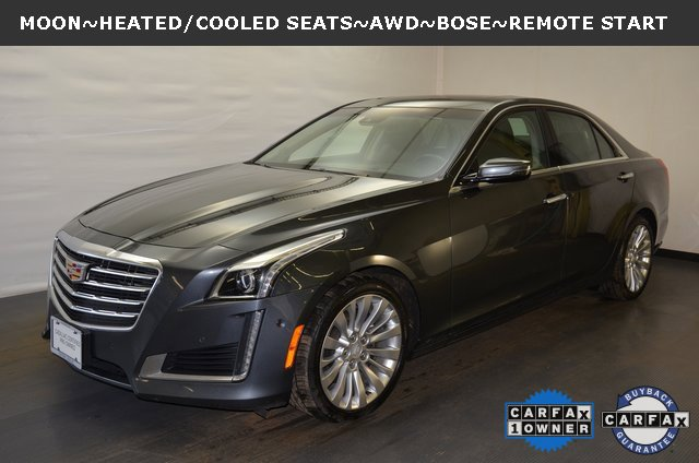 Used 2017 Cadillac CTS Sedan in Cleveland, OH