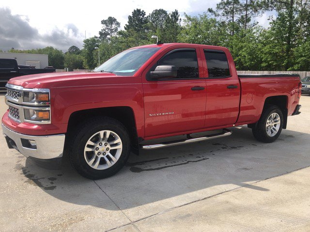 Used 2014 Chevrolet Silverado 1500 in , MS