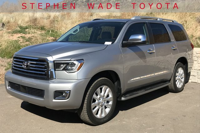 Used 2018 Toyota Sequoia in St. George, UT