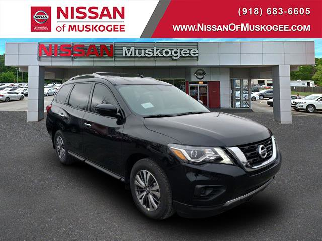 New 2020 Nissan Pathfinder in Muskogee, OK