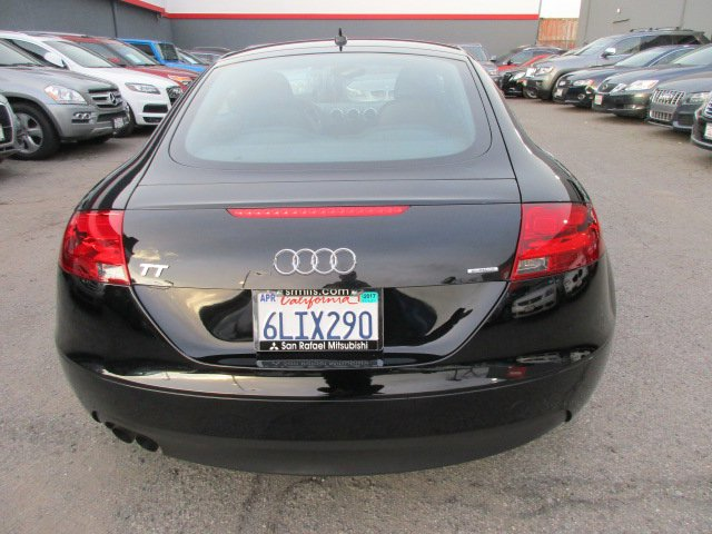 Photo 23 of this used 2010 Audi TT vehicle for sale in San Rafael, CA 94901