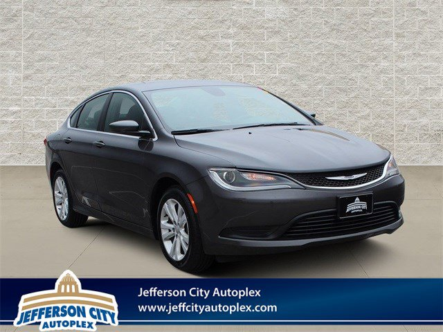 Used 2016 Chrysler 200 in Jefferson City, MO