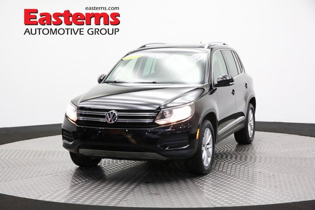 2017 Volkswagen Tiguan for sale 123058 0