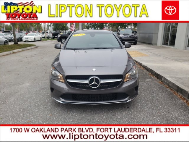 Used 2017 Mercedes-Benz CLA in Ft. Lauderdale, FL