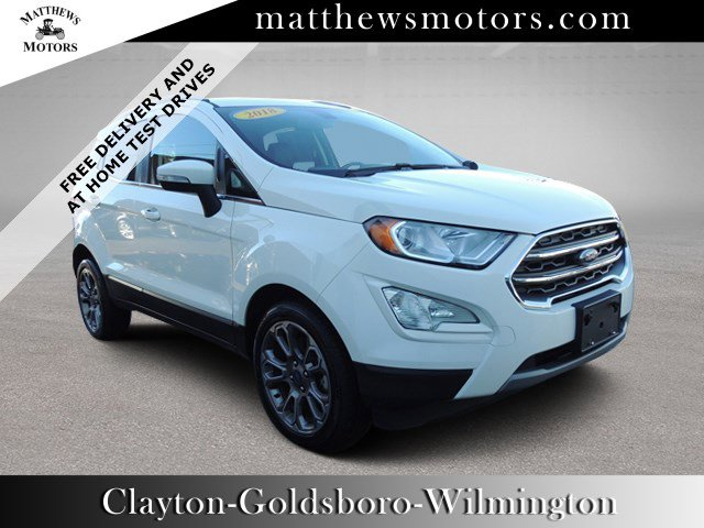 Used 2018 Ford EcoSport in , NC