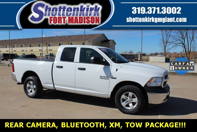 Used 2018 Ram 1500 in Fort Madison, IA