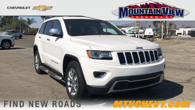 2015 Jeep Grand Cherokee Limited RWD 4dr Limited Regular Unleaded V-6 3.6 L/220 [35]